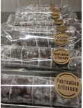 Saucisson Confiseur au Chocolat